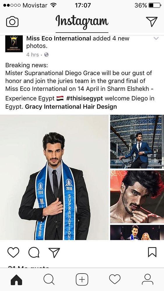 candidatas a miss eco international 2017, part I, final 14 de abril. sede: egypt. (este concurso antes era miss eco universe). 8d052010