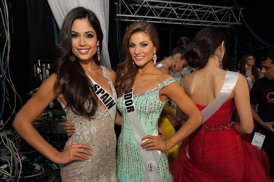 patricia yurena rodriguez, miss espana 2008/2013, 1st runner-up de miss universe 2013. - Página 5 9_110