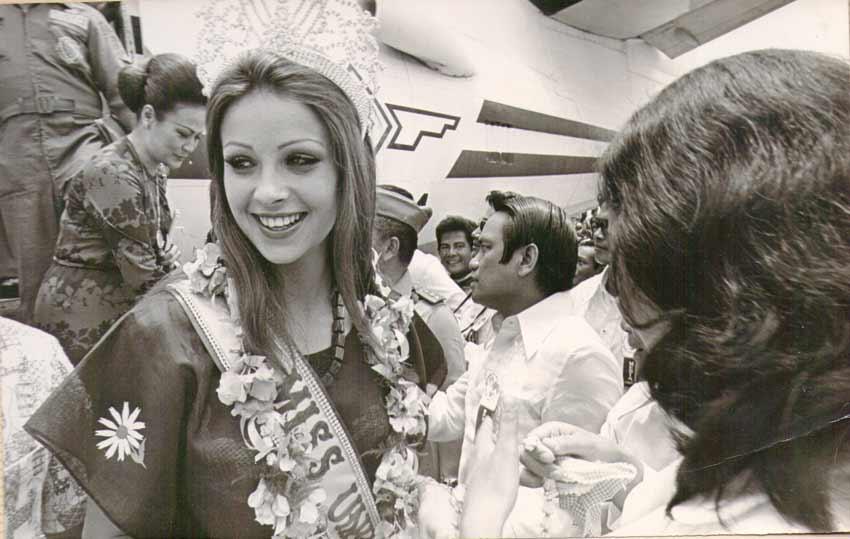 amparo munoz, miss universe 1974. † Amparo13