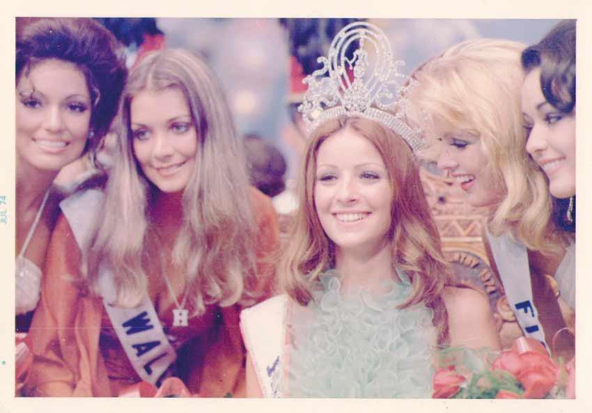 amparo munoz, miss universe 1974. † Amparo15