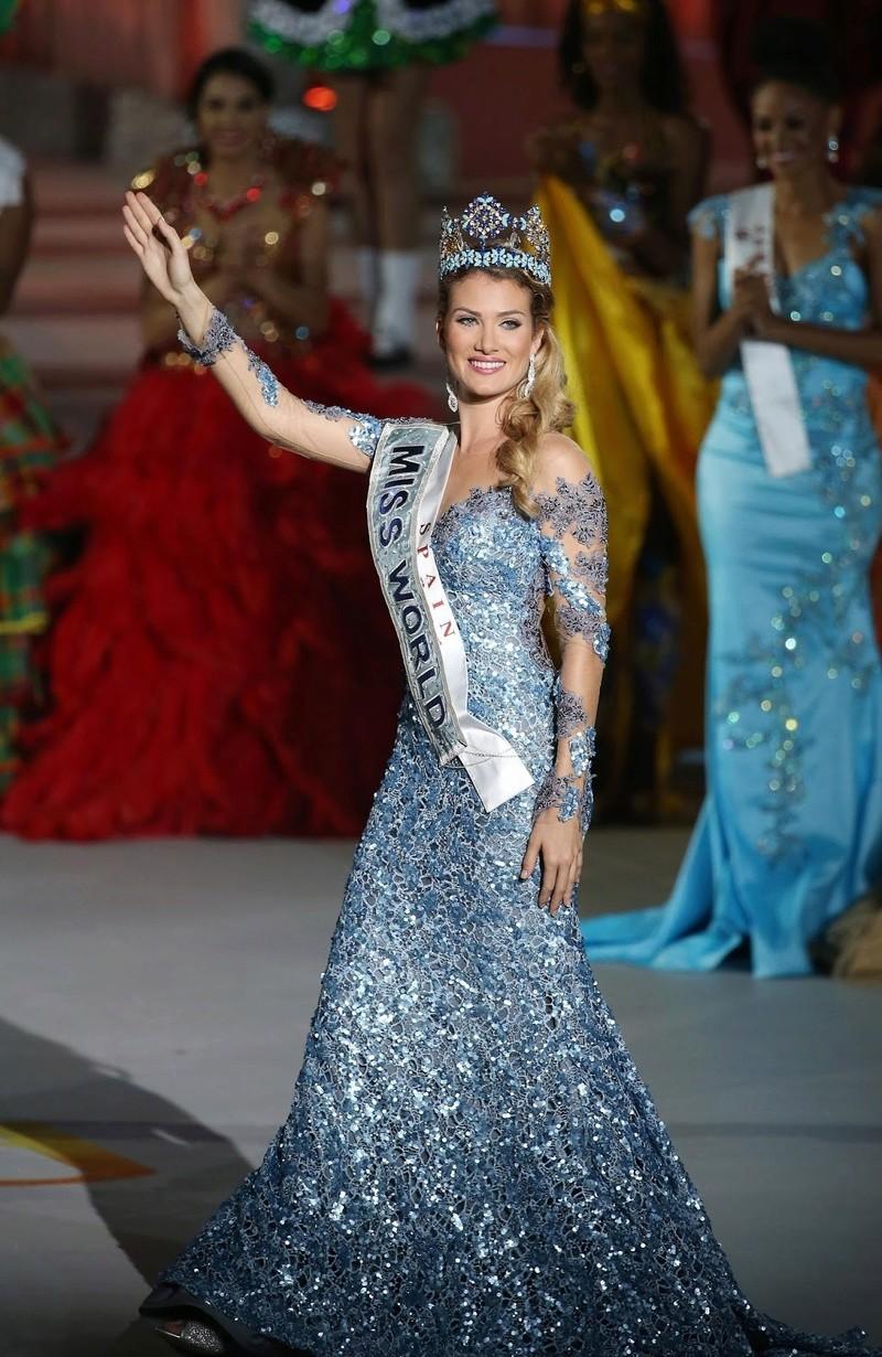 mireia lalaguna, miss world 2015. Anp-3511