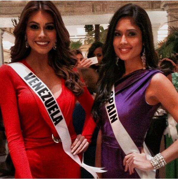patricia yurena rodriguez, miss espana 2008/2013, 1st runner-up de miss universe 2013. - Página 9 Bx2ma910
