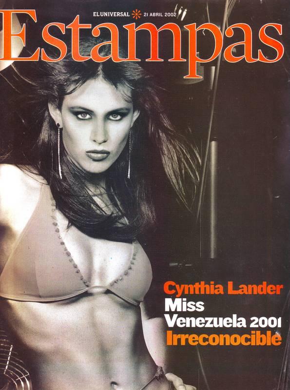 cynthia lander, 4th runner-up de miss universe 2002. Cynthi14