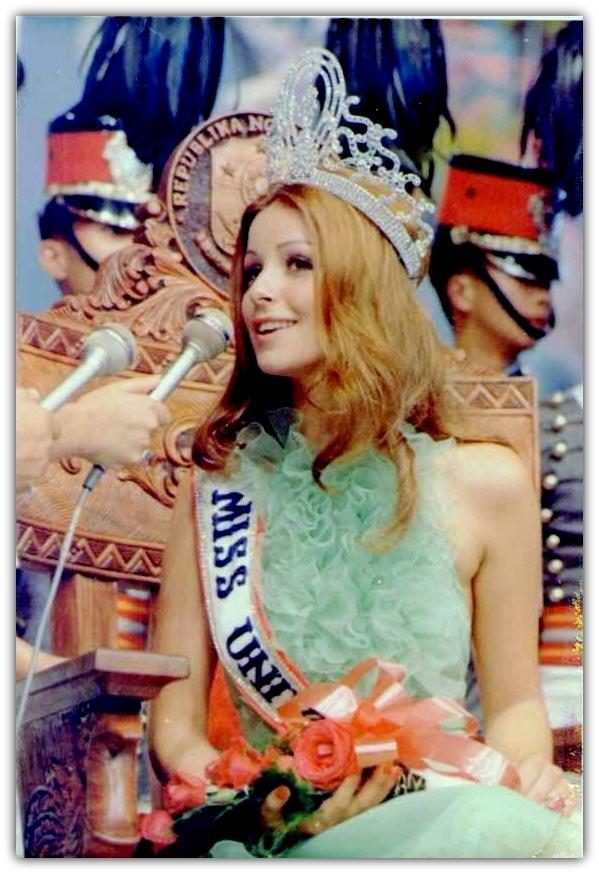 amparo munoz, miss universe 1974. † D415e410