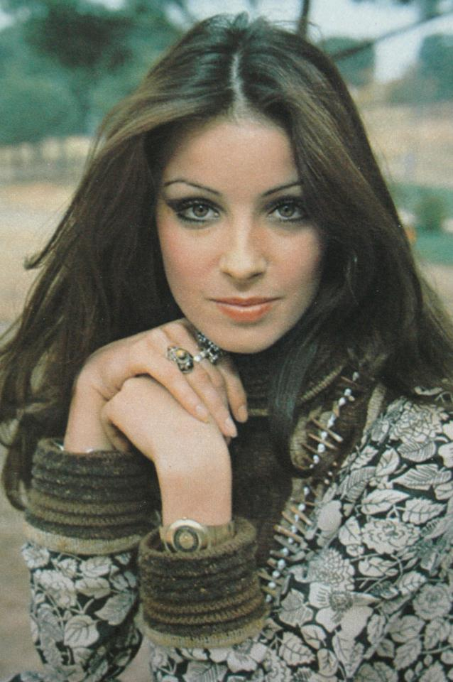 amparo munoz, miss universe 1974. † De386a10