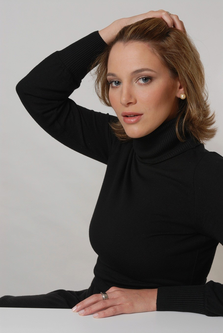 eva ekvall, 3rd runner-up de miss universe 2001. † Ekvall10