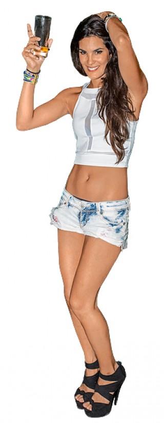 jimena elias, miss peru universe 2007, 1 st runner-up de miss teen international 2006. Ellosy10