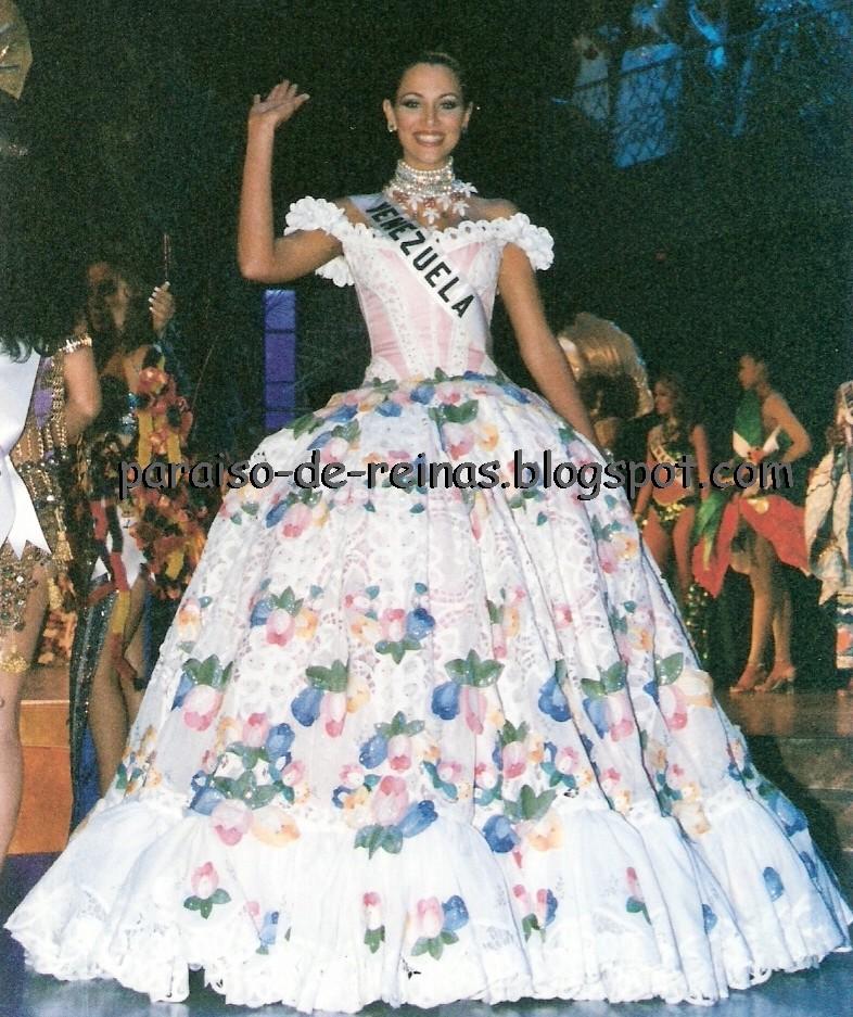 eva ekvall, 3rd runner-up de miss universe 2001. † - Página 4 Evaekv33