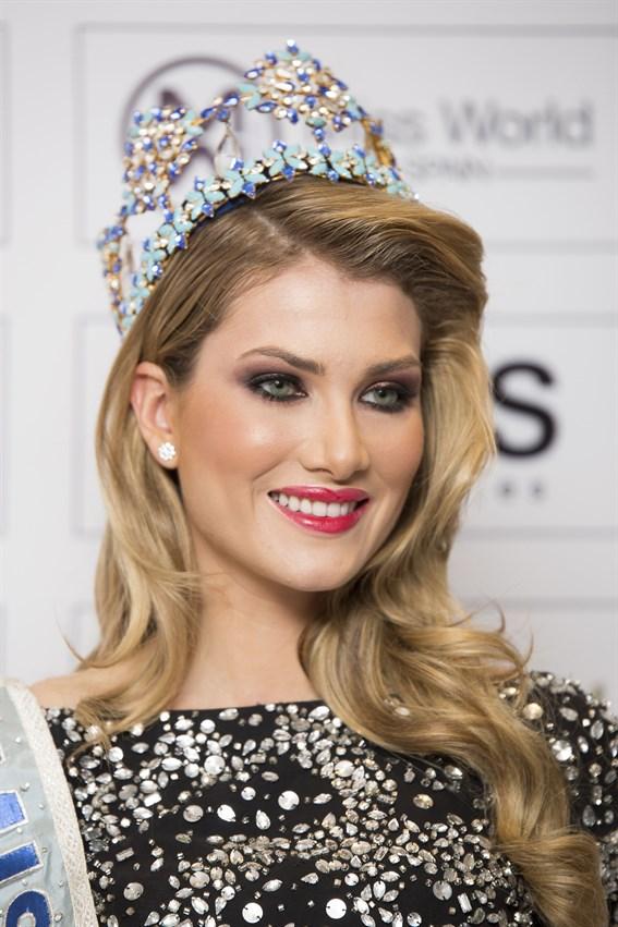mireia lalaguna, miss world 2015. - Página 4 Fotoga12