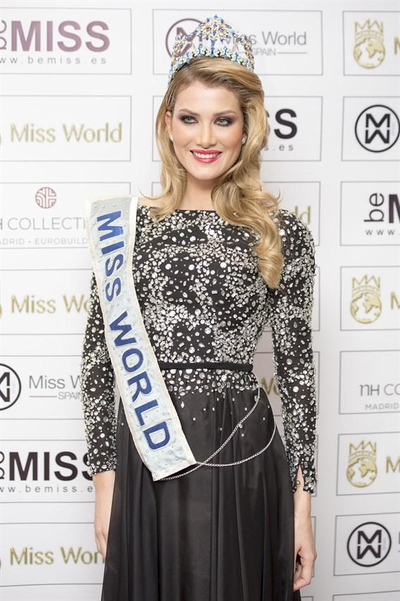 mireia lalaguna, miss world 2015. - Página 13 Fotoga15