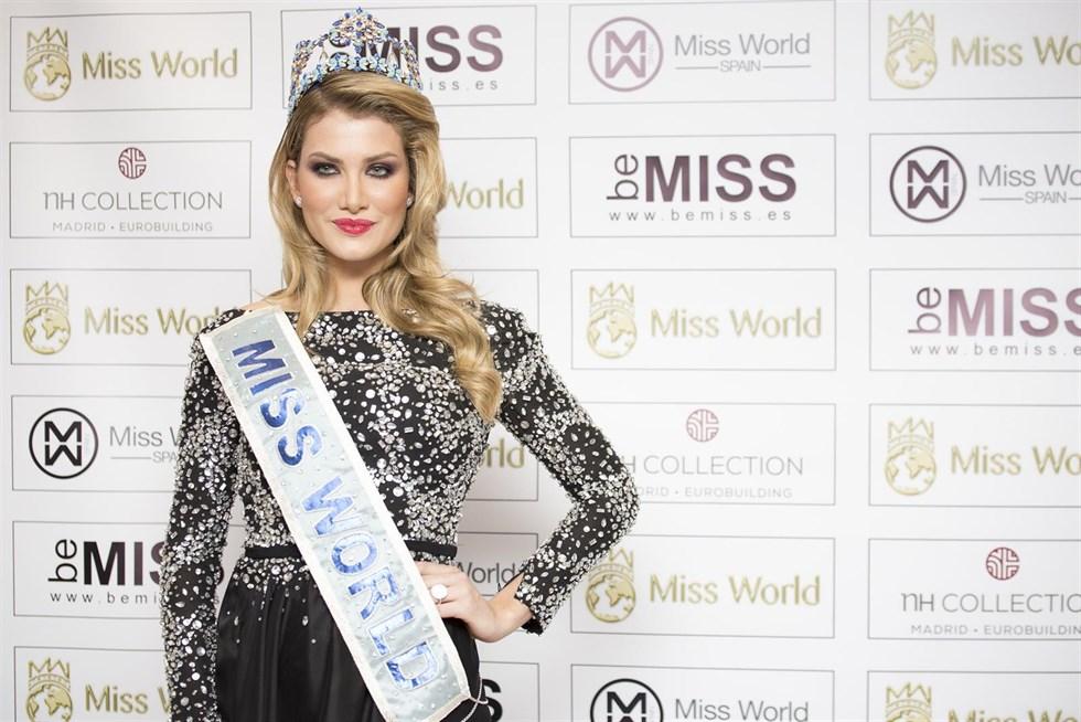 mireia lalaguna, miss world 2015. - Página 13 Fotono11
