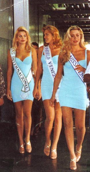 marena bencomo, 1st runner-up de miss universe 1997.  - Página 3 Ganado10