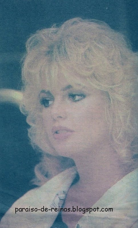irene saez, miss universe 1981. - Página 4 Irene211