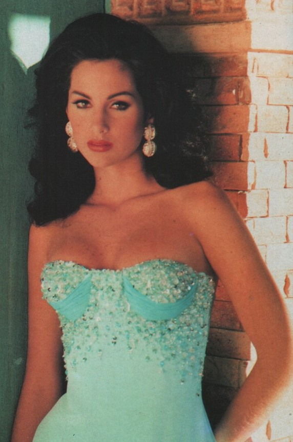 jacqueline aguilera, miss world 1995. Jacque12