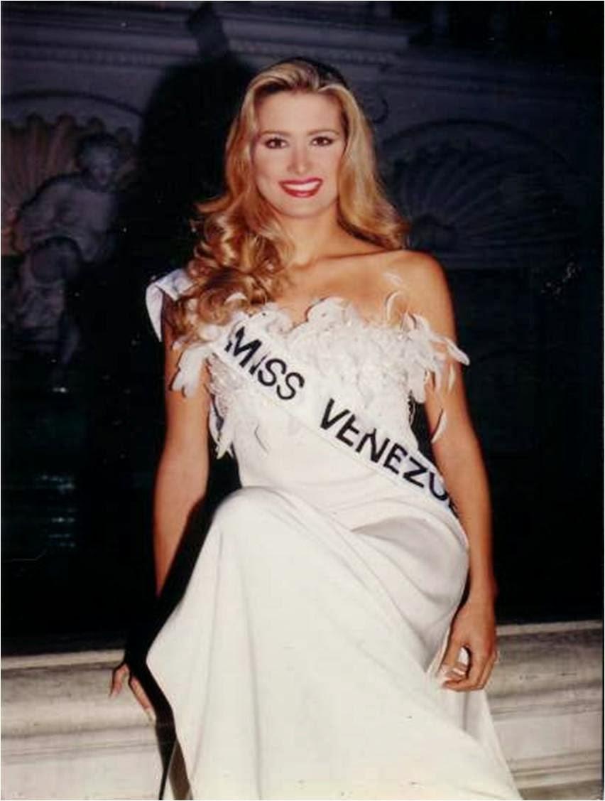 marena bencomo, 1st runner-up de miss universe 1997.  Marena10