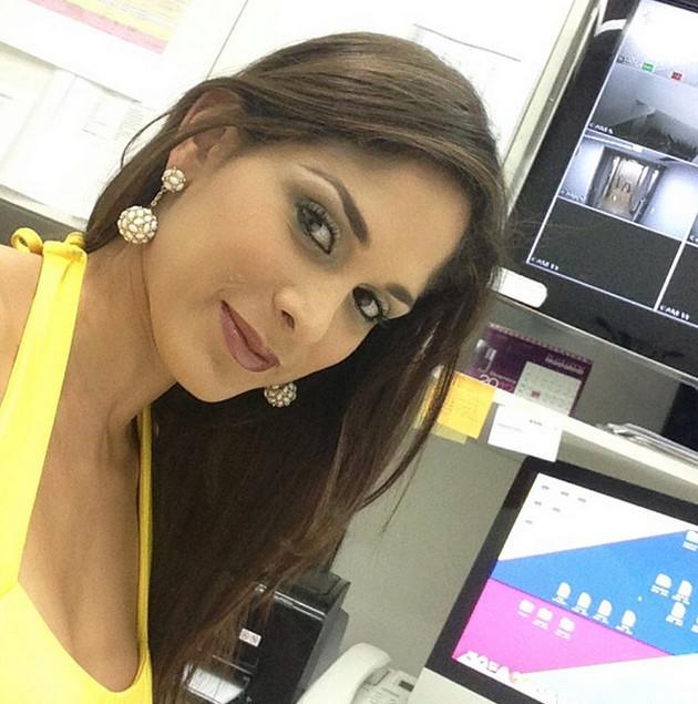 maria milagros veliz, miss mundo venezuela 2009. - Página 3 Mariam11