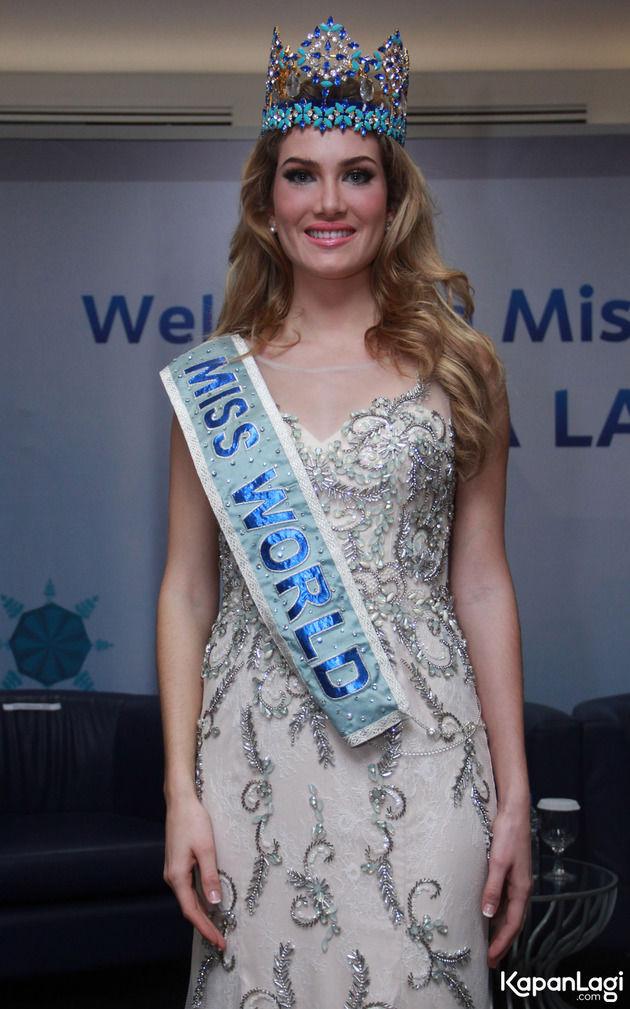 mireia lalaguna, miss world 2015. - Página 5 Mereia10