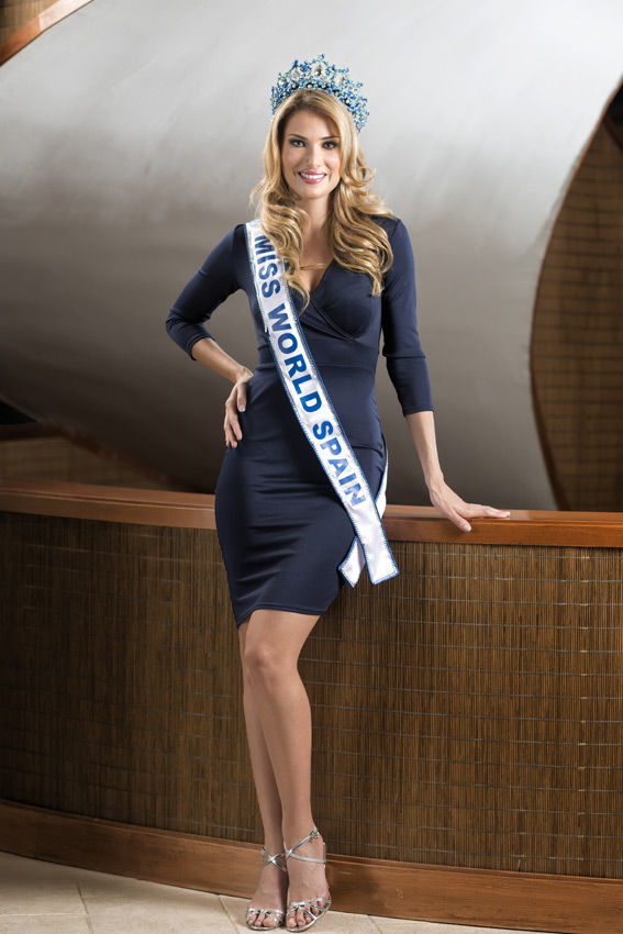 mireia lalaguna, miss world 2015. - Página 8 Mireia19