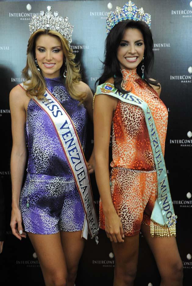 ivian sarcos, miss world 2011. - Página 6 Miss0310