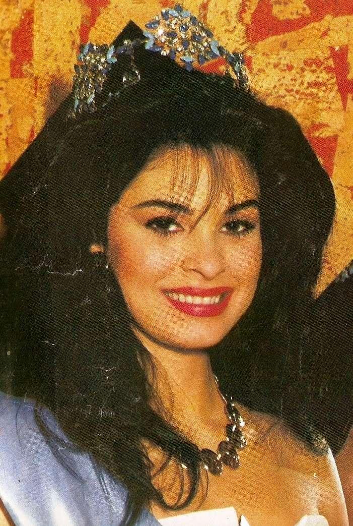 ninibeth leal, miss world 1991. Nnlj10