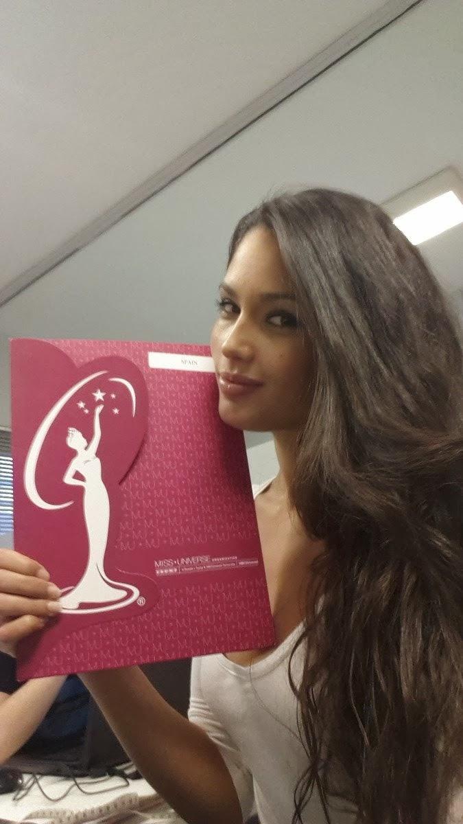 patricia yurena rodriguez, miss espana 2008/2013, 1st runner-up de miss universe 2013. - Página 5 Patric19