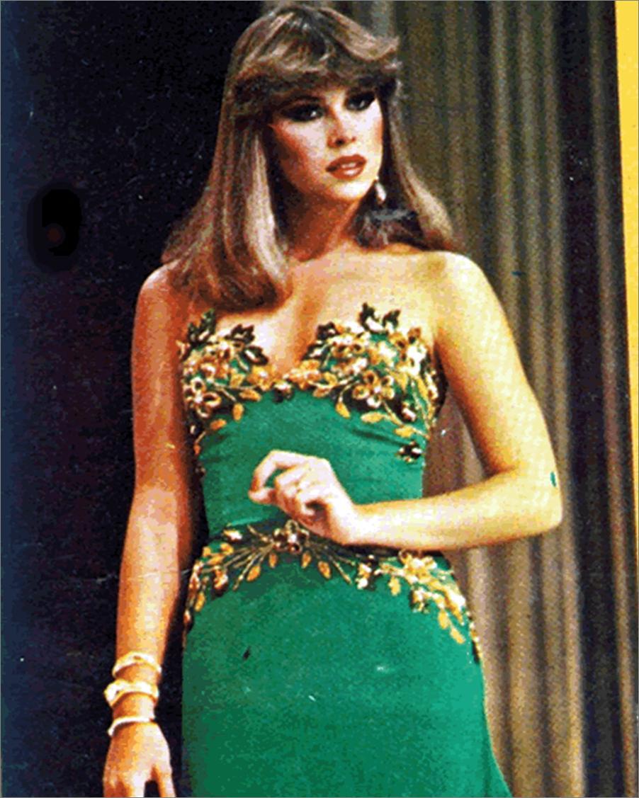 pilin leon, miss world 1981. Pilin210