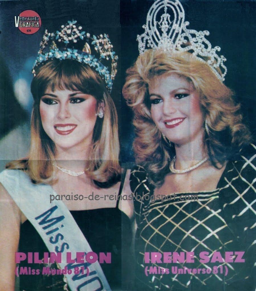 pilin leon, miss world 1981. Pilin_10