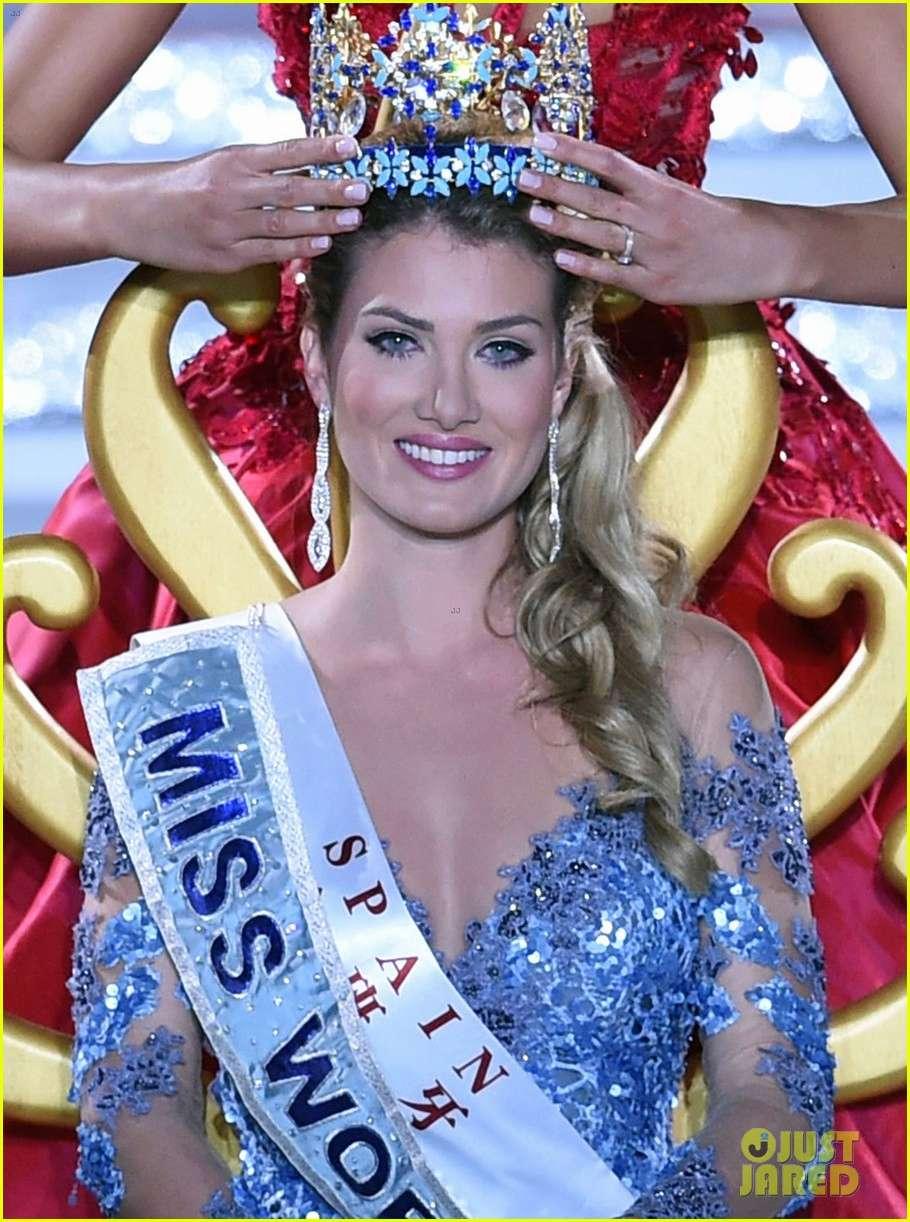 mireia lalaguna, miss world 2015. Who-wo10