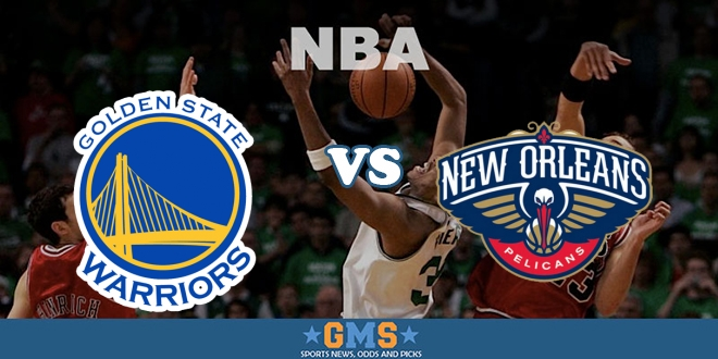 New Orleans Pelicans (2) - (3) Golden State Warriors [1-0] Golden10