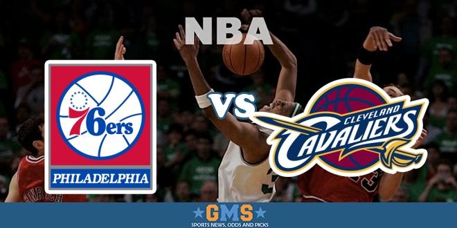 Cleveland Cavaliers (1) - (4) Philadelphie Sixers [3-0] Philad10