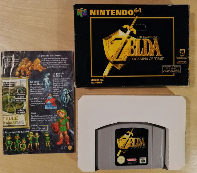 Collection Exodia6 N64_ze10