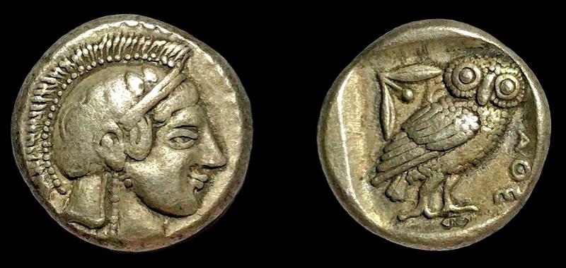 Monnayage grec ! Athene12