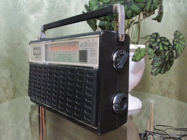 Бытовые радиоприёмники СССР 210