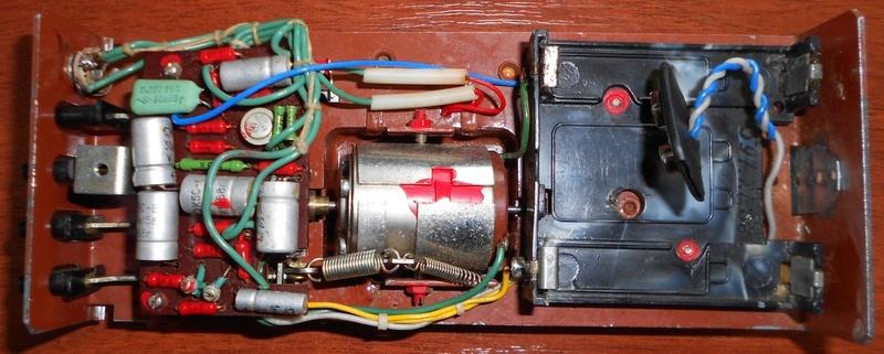 Бытовые радиоприёмники СССР Dscn5731