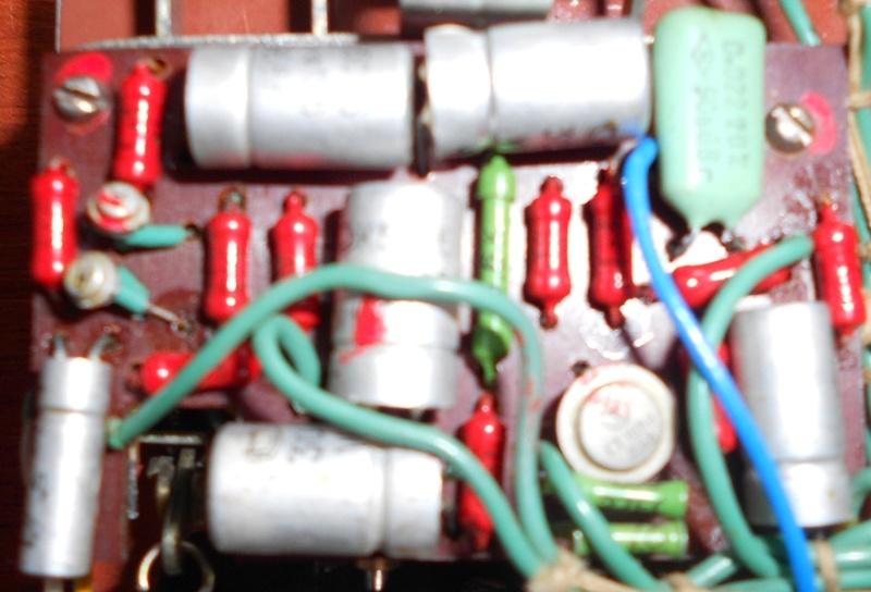 Бытовые радиоприёмники СССР Dscn5733