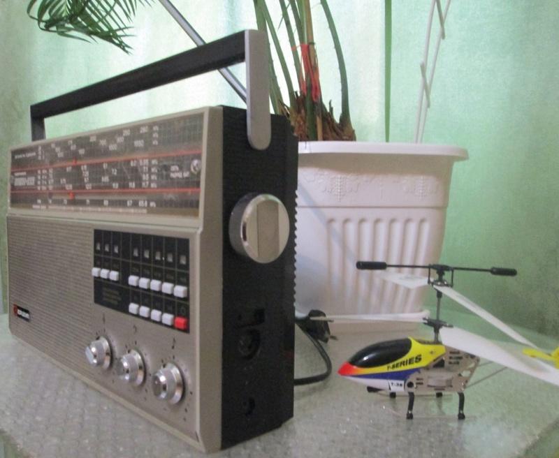 Бытовые радиоприёмники СССР Oa-410