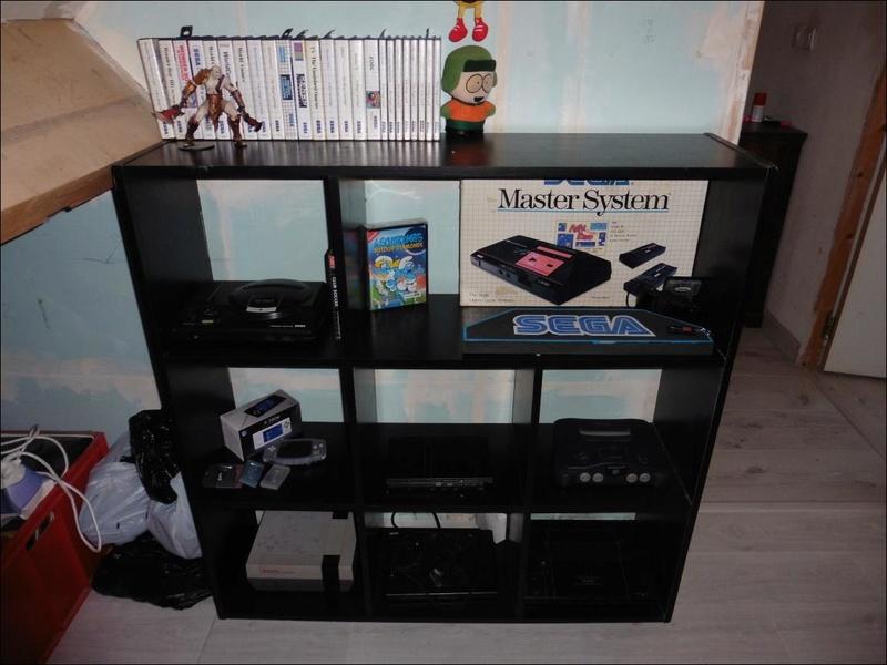 Atmostfear's gaming closet 410