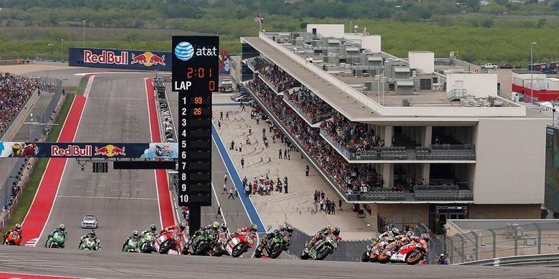 22   -   23    - Abril - Motociclismo. Mundiales. 3ª cita: GP Américas (Austin). Horari10