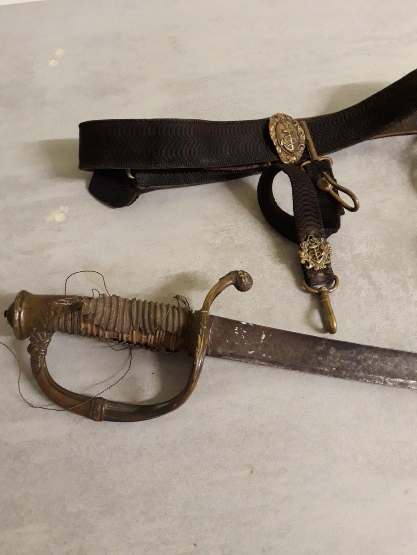 Votre Avis sur une Acquisition d'un sabre officier cavalerie légère 1er empire 20190140