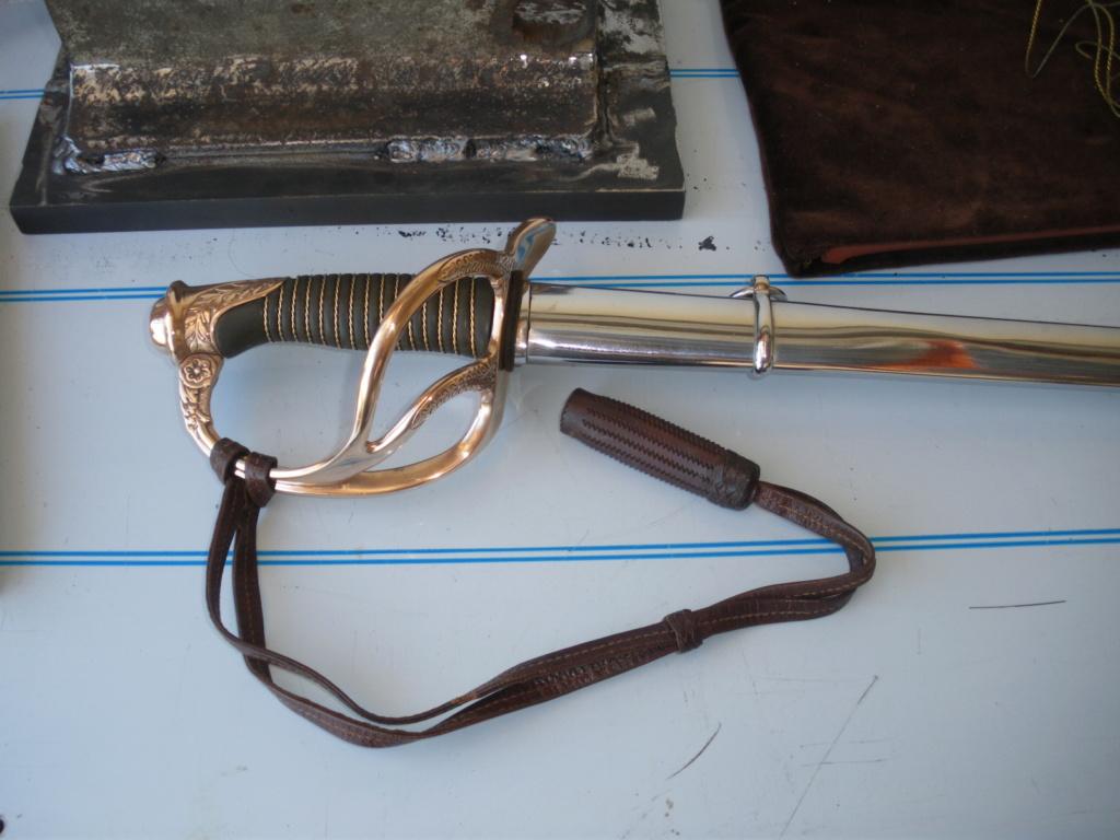 Un modèle injustement mésestimé : le sabre d'officier de cavalerie Mod 1882 Imgp6719