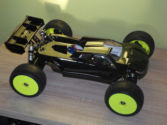 1er Truggy 1/8 - TLR 8ight-T 3.0 E - Page 2 110