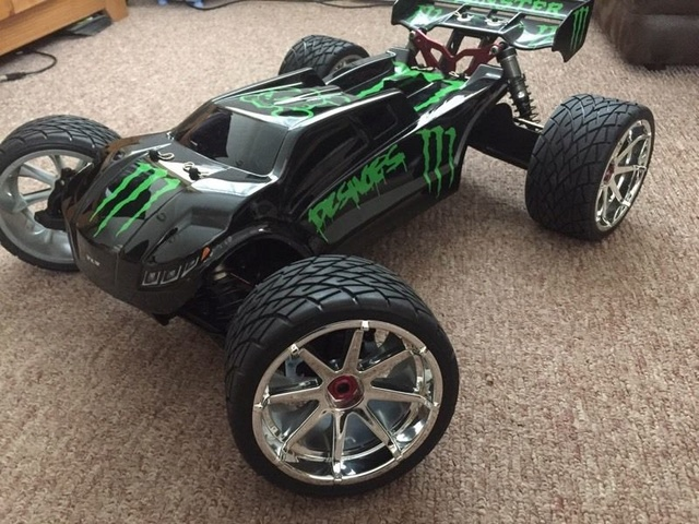 1er Truggy 1/8 - TLR 8ight-T 3.0 E - Page 6 _8610