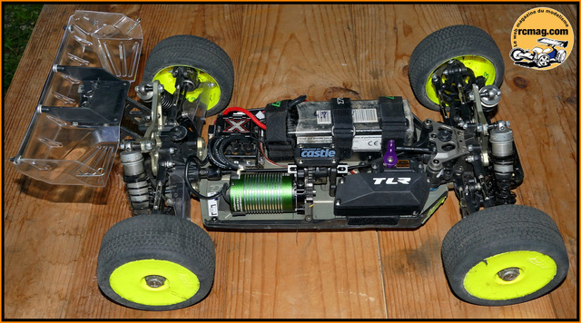 1er Truggy 1/8 - TLR 8ight-T 3.0 E - Page 4 Degand12
