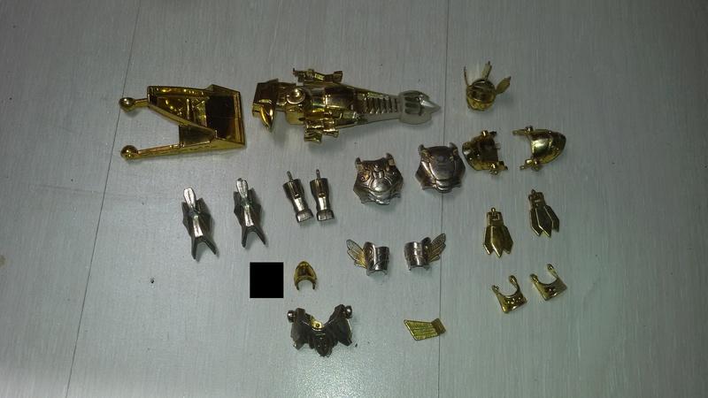 Scambio pezzi cavalieri dello zodiaco 20170534