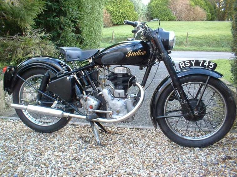 Indian - Royal Enfield 1954-i10