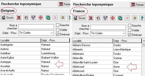 Names Search  création des fichiers ou téléchargement Names10
