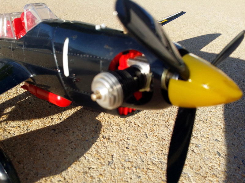 For Sale Cox RTF Black Stuka C/L St310
