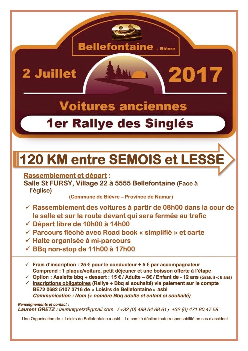 1er Rallye des Singlés (!) Affich10