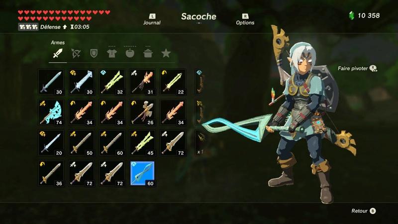 [WiiU / SW] The Legend of Zelda: Breath of the Wild - Page 15 17504310
