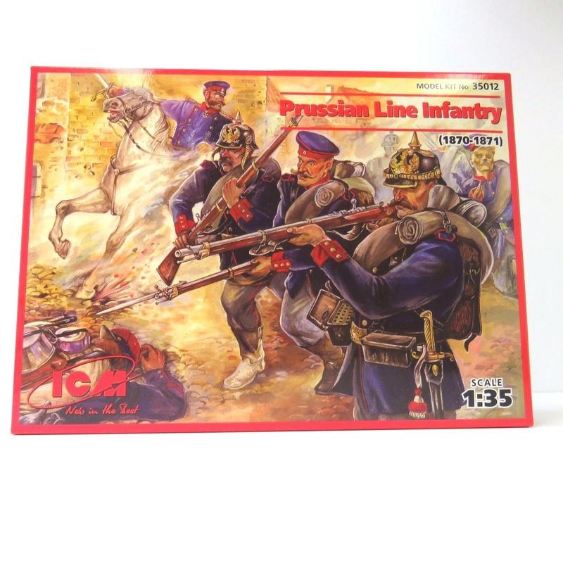 infanterie francaise 1870 (ICM 1/35) S-l16013